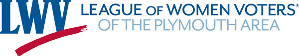 Plymouth Area League of Women Voters Logo